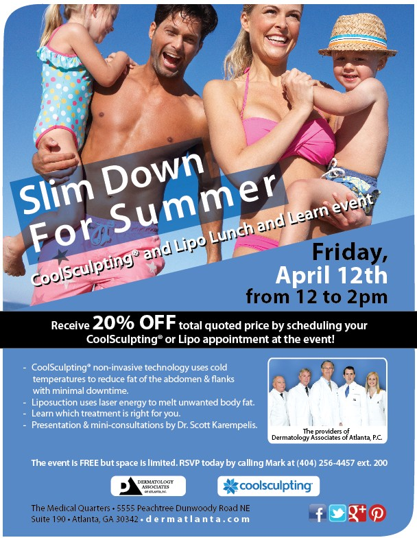 CoolSculpting Liposuction Atlanta GA