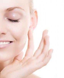 Painless acne laser treatment isolaz