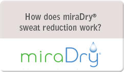 can miradry permanently stop sweating