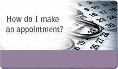how to make appointment