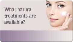 What natural treatments are available