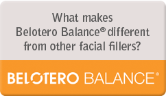 Differences about Belotero Balance