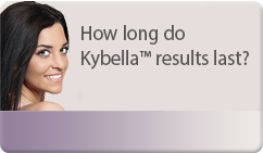 How long do Kybella™ results last?