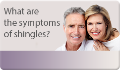 what are the symptoms of shingles