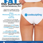 CoolSculpting June 2017 Lunch & Learn