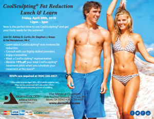 DAA CoolSculpting Lunch and Learn