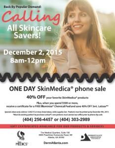 DAA Derm Atlanta Phone Day Sale