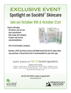 Spotlight on Société® Skincare