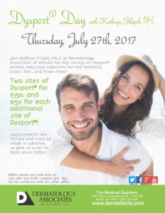 Dysport® Day with Kathryn Filipek, PA-C
