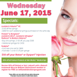 dermatology associates of atlanta cosmetic day june 2015