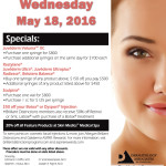 May 2016 Derm Atlanta cosmetic day