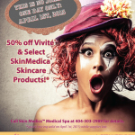 vivite and skin medica product sale
