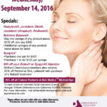 DAA Cosmetic Day September 2016