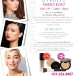 Glo Minerals Fresh Start Makeup Event Skin Medics
