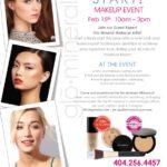 Glo Minerals Fresh Start Makeup Event Skin Medics