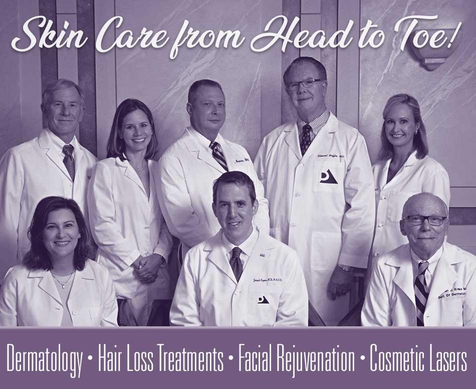 Dermatology Associates of Atlanta GA - Head to Toe Skin Care