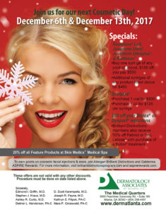 DAA December 2017CosmeticDay