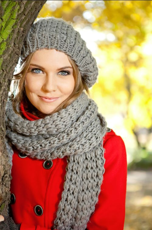 maintaining healthy skin in winter months